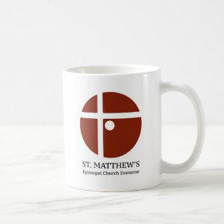 Caneca De Café Os produtos de St Matthew