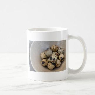 Caneca De Café Ovos de codorniz