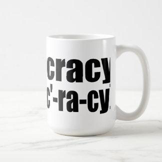 Caneca De Café Oxygentees Ineptocracy