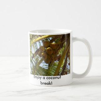 Caneca De Café P3190843, apreciam uma ruptura do coco!