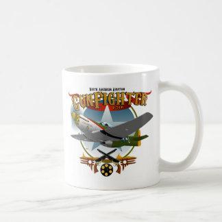 Caneca De Café P51 Gunfighter 2