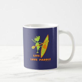 Caneca De Café Pá viva do amor