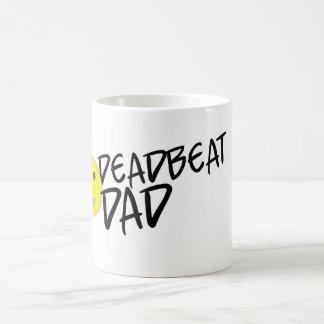 Caneca De Café Pai Deadbeat