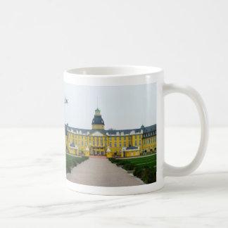 Caneca De Café Palácio de Karlsruhe