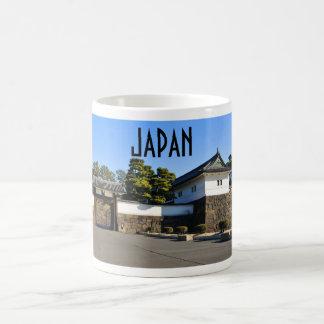 Caneca De Café Palácio imperial em Tokyo, Japão