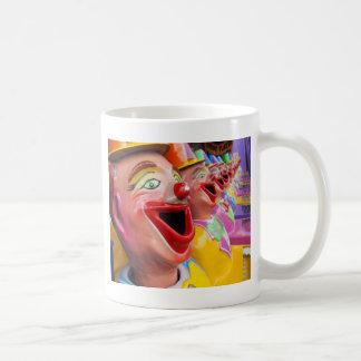 Caneca De Café Palhaços de riso