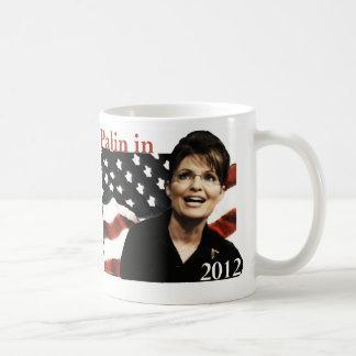 Caneca De Café Palin em 2012