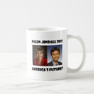 Caneca De Café Palin-Jindall 2012 copos