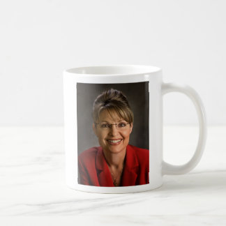 """Caneca De Café Palin para o presidente 2012 """"você Betcha """""""