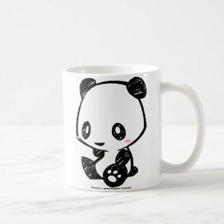 Caneca De Café Panda de Weetle