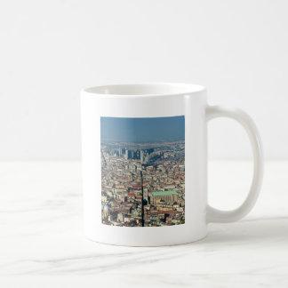 Caneca De Café Panorama de Nápoles