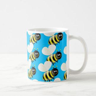 Caneca De Café Papel de parede da abelha