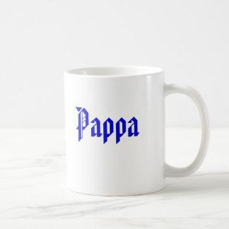 Caneca De Café Pappa