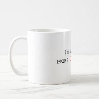 Caneca de café para a mamã nova