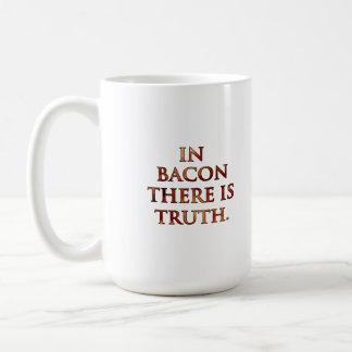 Caneca De Café Para amantes do bacon em toda parte!