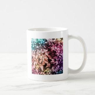 Caneca De Café Para o amor da doação - multi floral