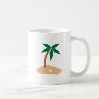 Caneca De Café Paraíso da ilha