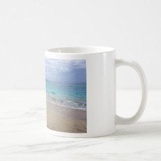 Caneca De Café paraíso tropical