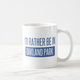 Caneca De Café Parque de Oakland
