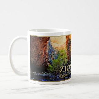 Caneca De Café Parque nacional de Zion