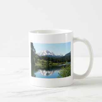 Caneca De Café Parque nacional vulcânico de Lassen