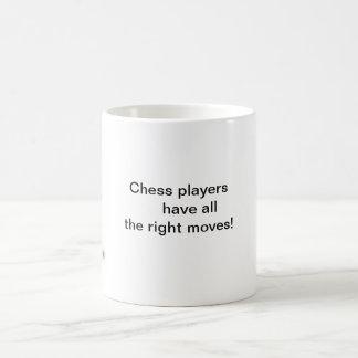 Caneca De Café Parte de xadrez
