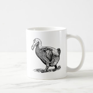 Caneca De Café Pássaro do Dodo