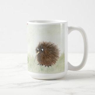 Caneca De Café Pássaro do quivi