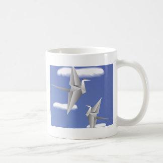 Caneca De Café pássaros 78Paper _rasterized