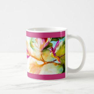 Caneca De Café Pássaros do impressão do colibri do paraíso