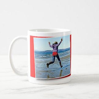 Caneca De Café Passeio na água