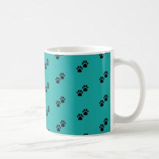 Caneca De Café Patas do cão