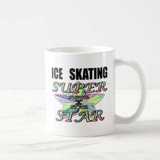 Caneca De Café patinagem no gelo