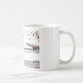 Caneca De Café Pato do inverno