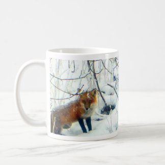 Caneca De Café Patrulha do Fox