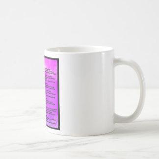 Caneca De Café Pavimente-o reverso