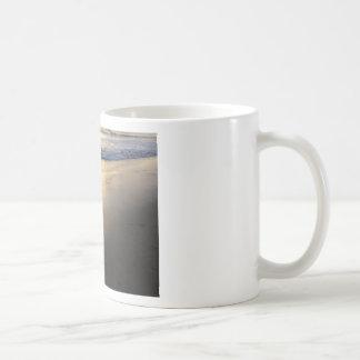 Caneca De Café Pegadas de desaparecimento