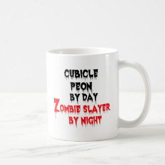 Caneca De Café Peon do compartimento pelo assassino do zombi do