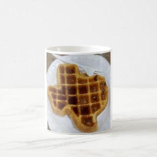 Caneca De Café Pequeno almoço de Texas