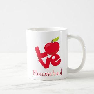 Caneca De Café Perfect Love Homeschool