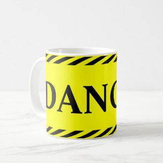 Caneca De Café Perigo