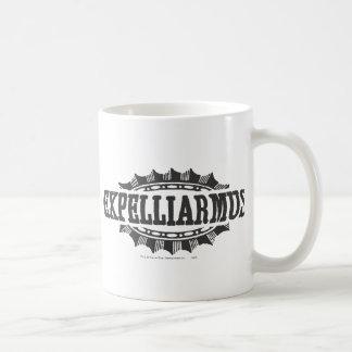 Caneca De Café Período | Expelliarmus de Harry Potter!