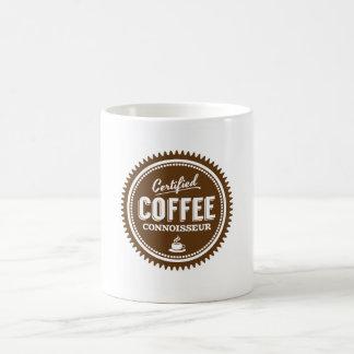 Caneca De Café Perito certificado do café