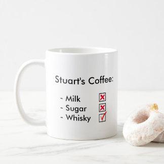 Caneca de café personalizada - novidade