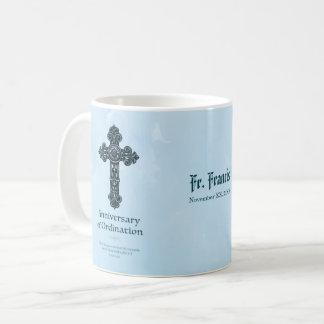 Caneca De Café Personalize, padre do aniversário da