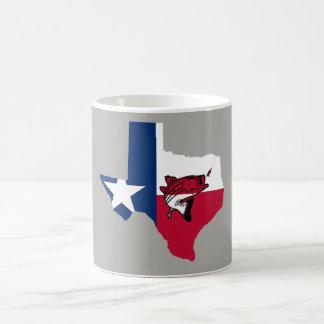 Caneca De Café Pesca de Texas