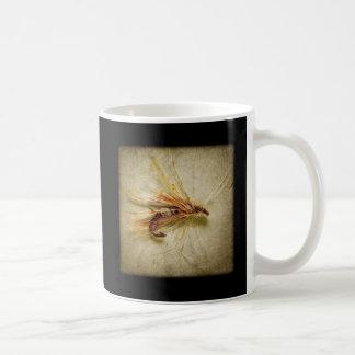 Caneca De Café Pescando a mosca