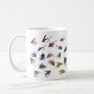 Caneca De Café pescando moscas