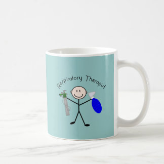Caneca De Café Pessoa da vara do terapeuta respiratório