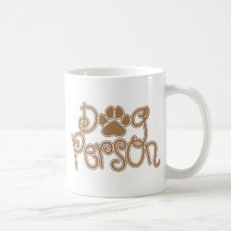 Caneca De Café Pessoa do cão